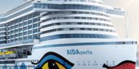 Mit AIDA Perla im Mittelmeer