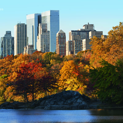 USA, New York State, New York City, Central Park