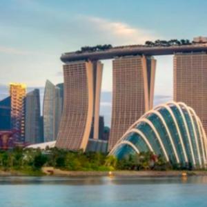 Asien,Singapur