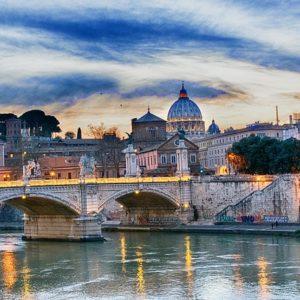 Rom,Italien,Mittelmeer