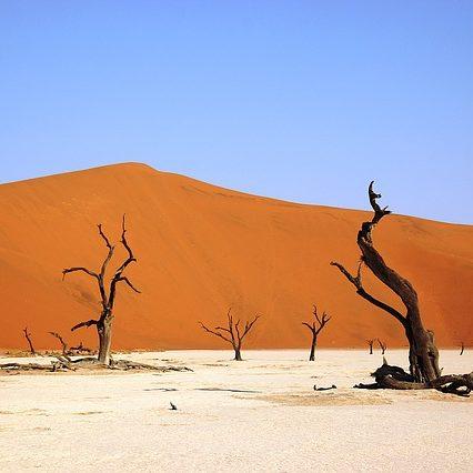 Namibia, Südafrika