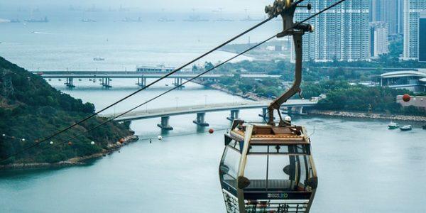 Hong Kong, Asien