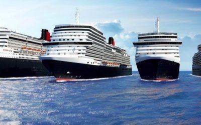 Cunard-flotte